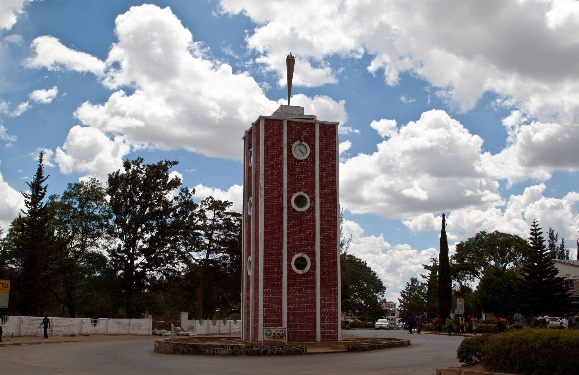 Clock Tower Iringa