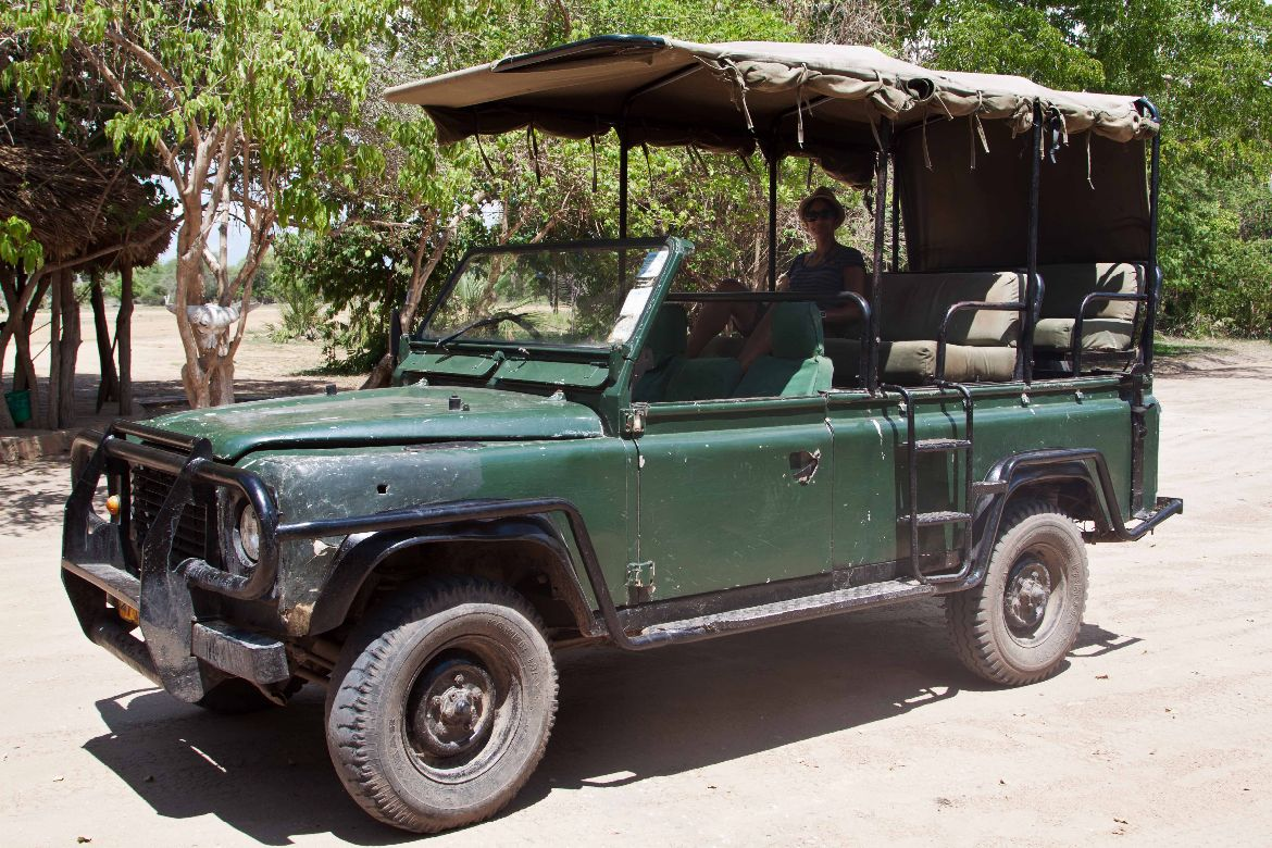 Safari Jeep