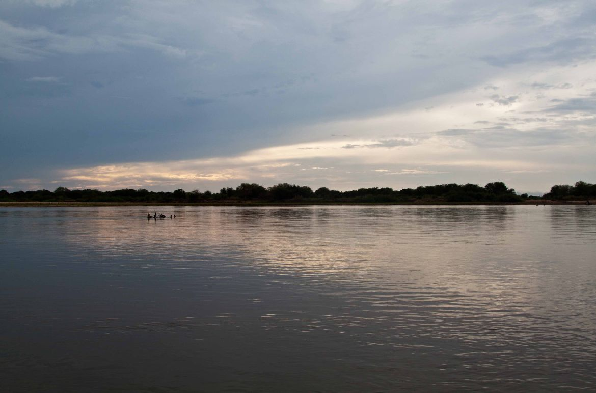 Rufiji River Selous