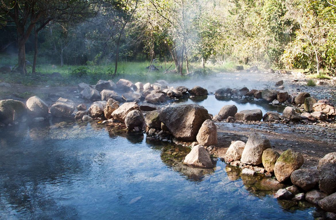 Hot Springs Pai