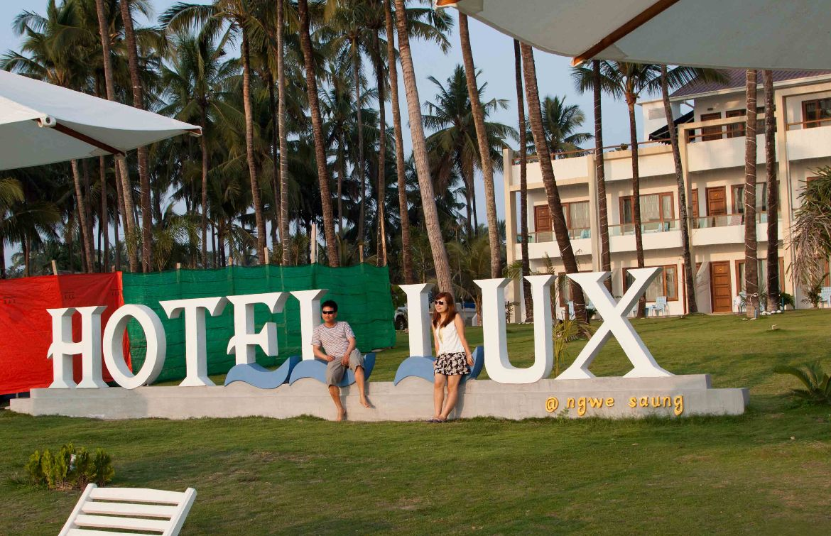 Hotel Lux Ngwe Saung