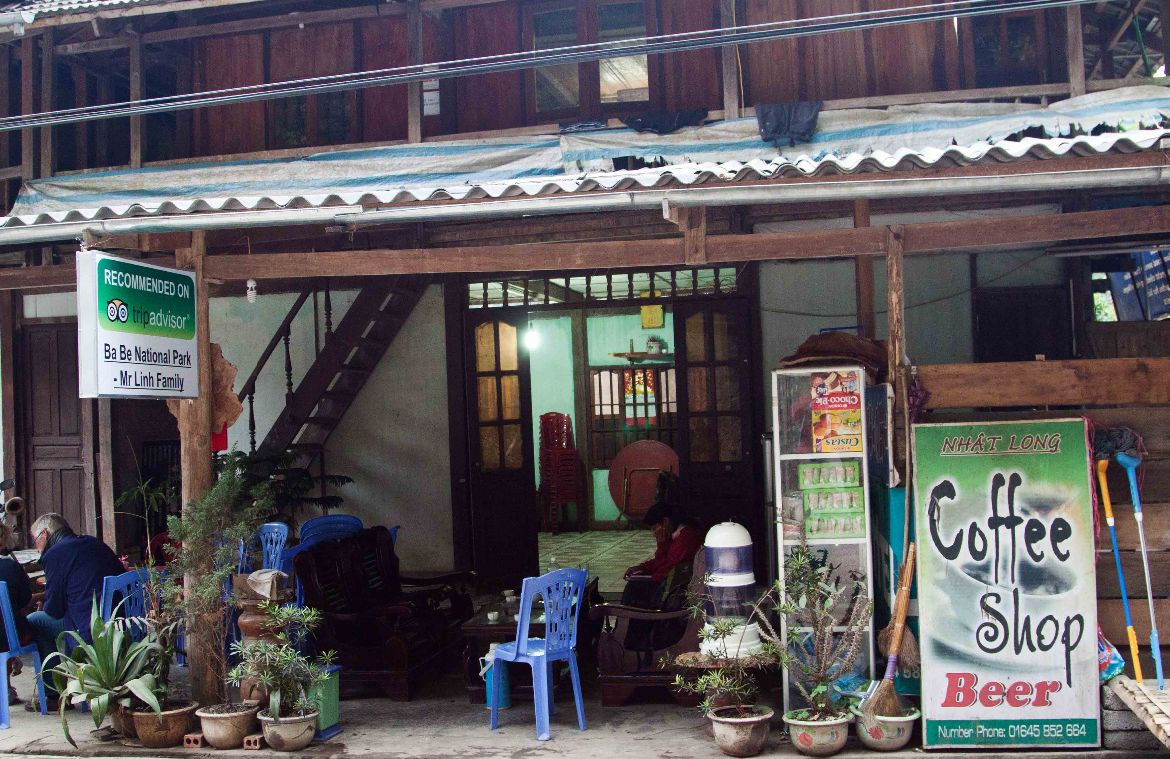 Linh Family Homestay Ba Be Nationalpark