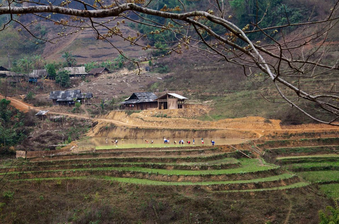 Trekken Ba Be Nationalpark Vietnam