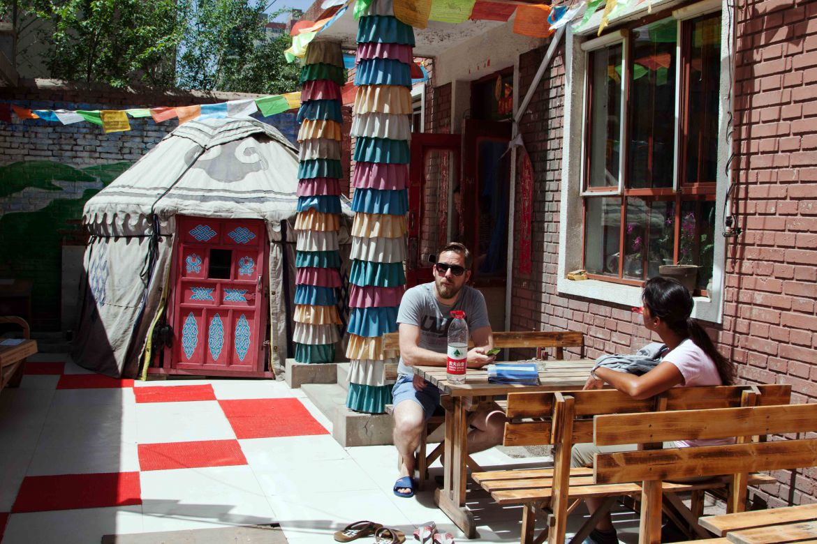 Anda Guesthouse Hohhot