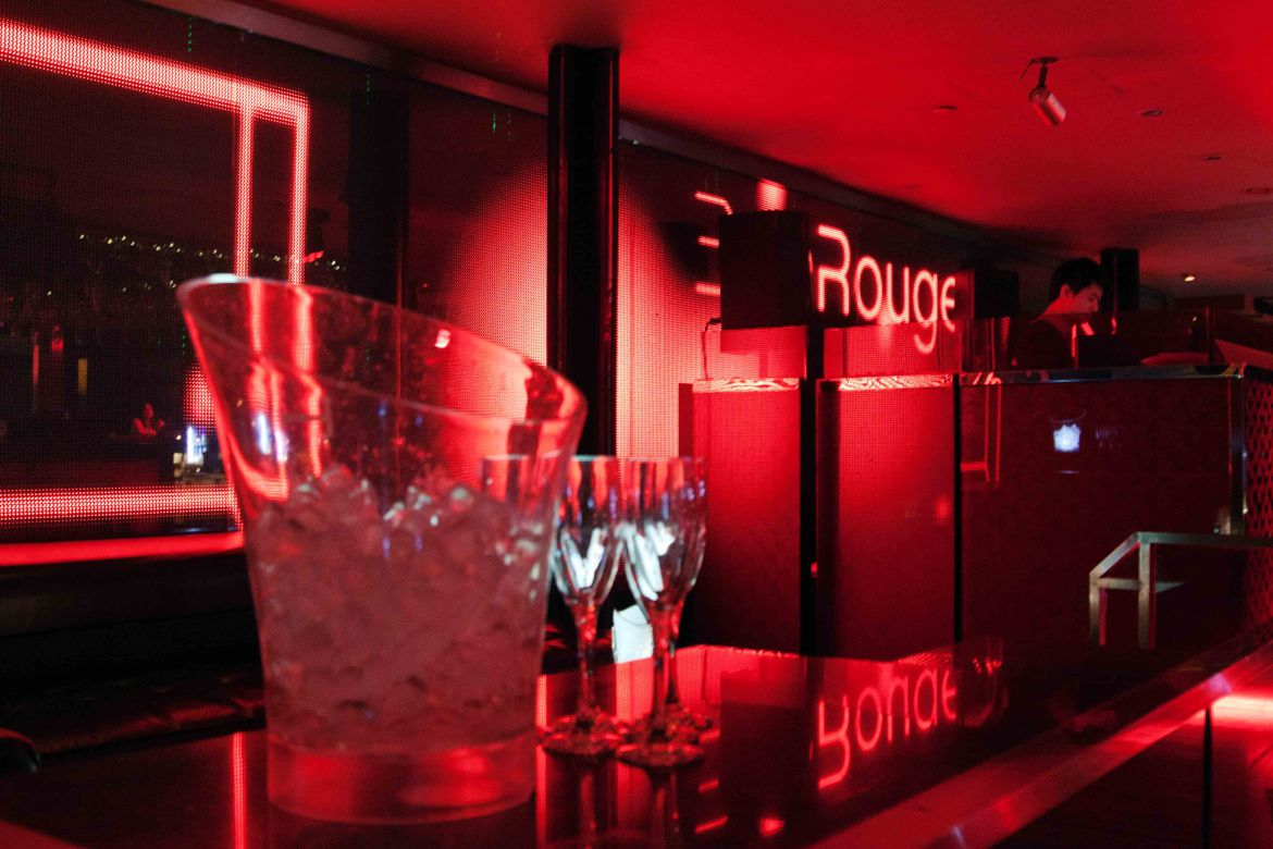 Bar Rouge Shanghai