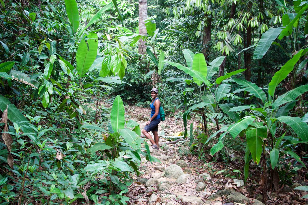 Jungle Trekking Perhentian